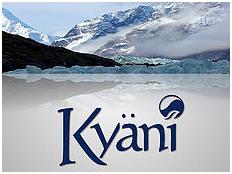 KYÄNI veut dire mèdecine forte en inuit.